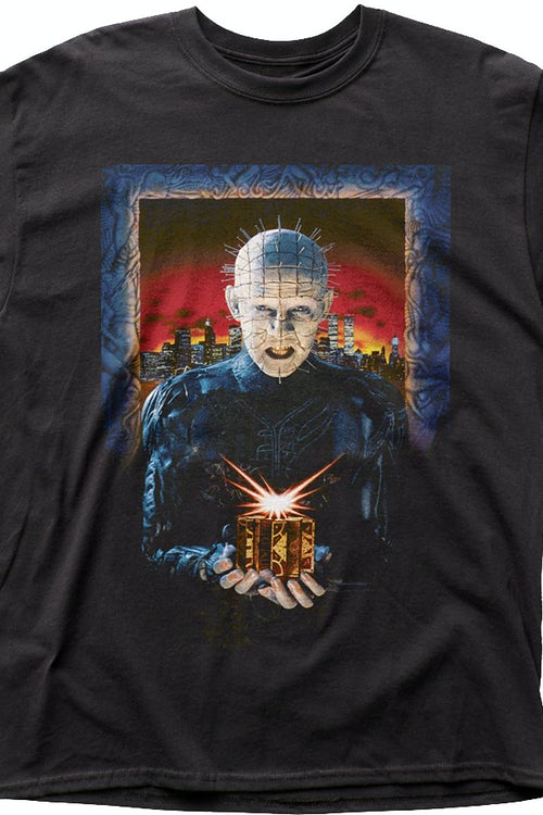 Movie Poster Hellraiser T-Shirt