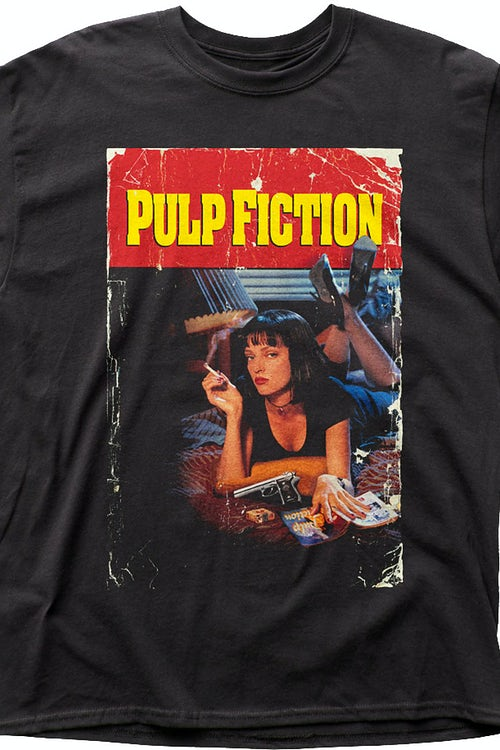 Movie Poster Pulp Fiction T-Shirt