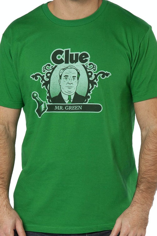 Mr Green Clue T-Shirt