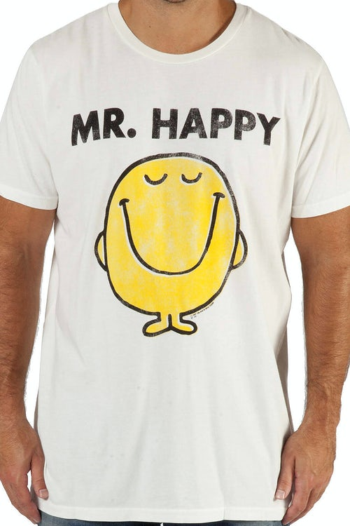Mr Happy T-Shirt by Junk Food