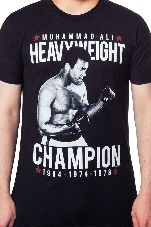 muhammad ali t shirt muhammad ali mens t shirt. Black Bedroom Furniture Sets. Home Design Ideas