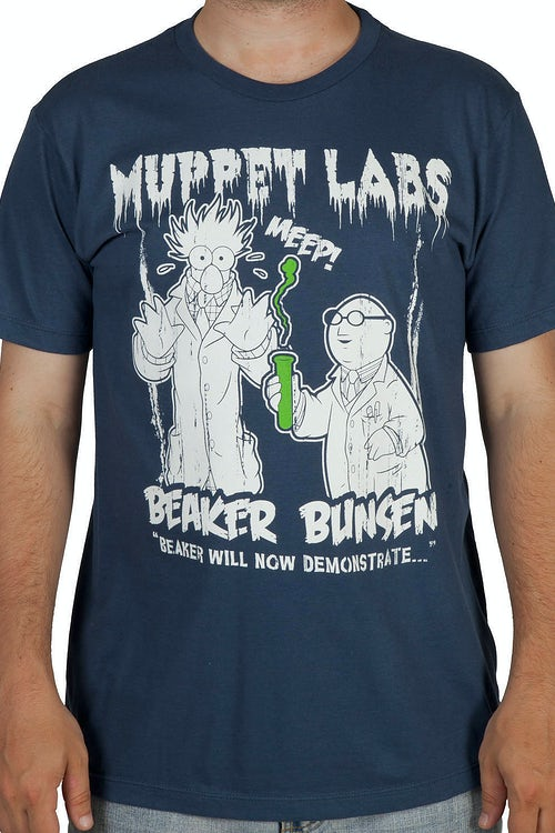 Muppet Labs Shirt