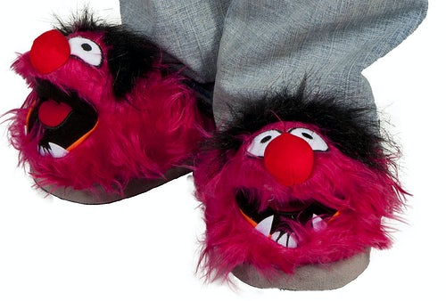Muppets Animal Slippers