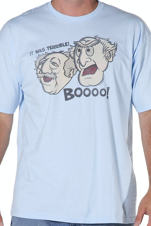 Muppets Statler and Waldorf T-Shirt