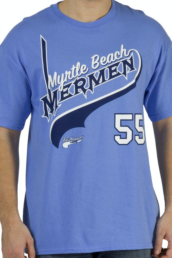 Myrtle Beach Mermen Shirt