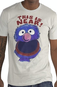 Near and Far Grover Shirt