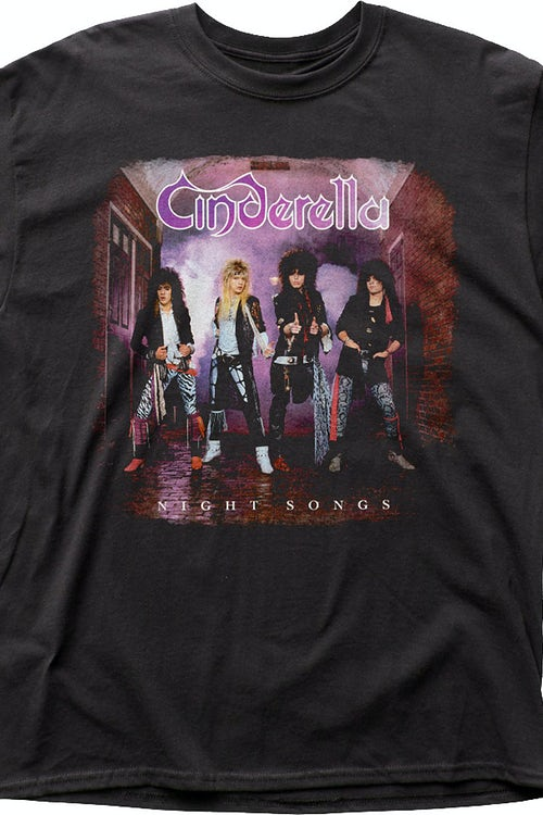 Night Songs Cinderella T-Shirt