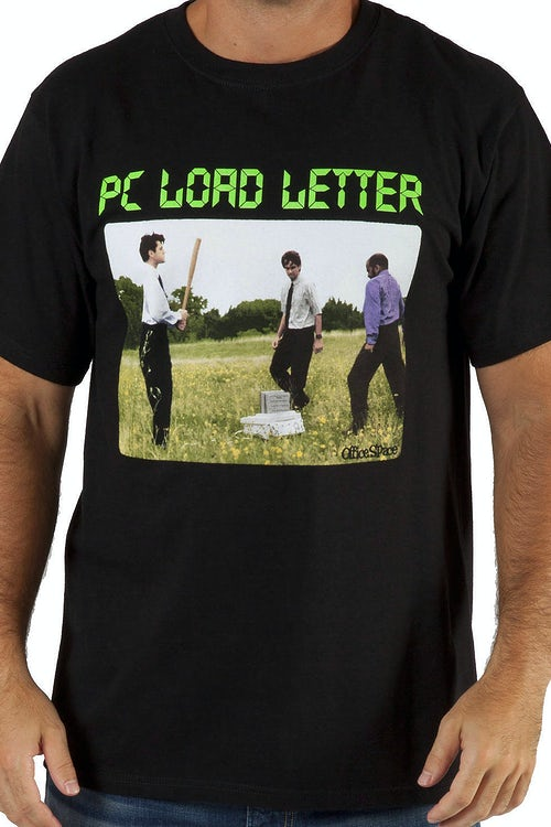 PC Load Letter Office Space Shirt