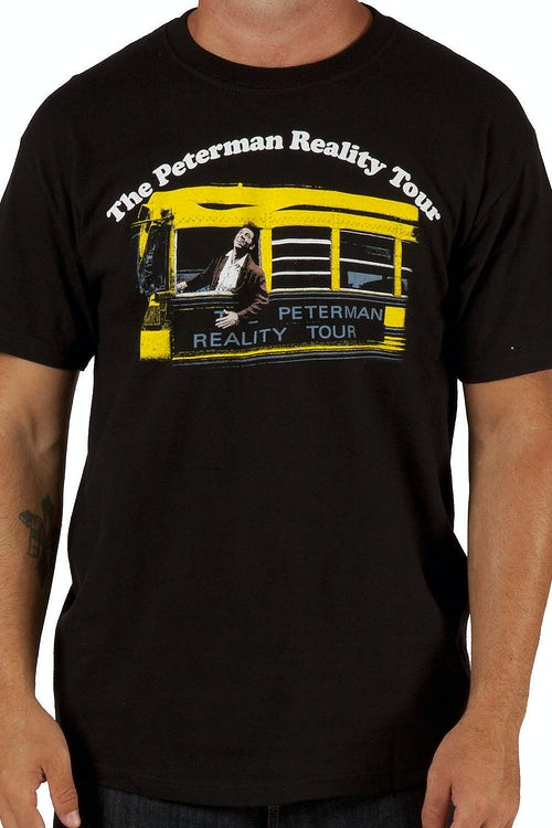 Peterman Reality Tour Shirt