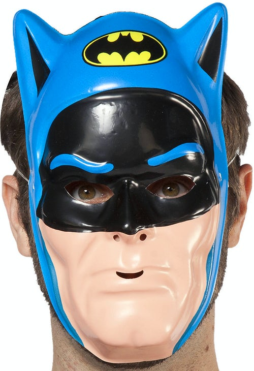 Plastic Batman Mask