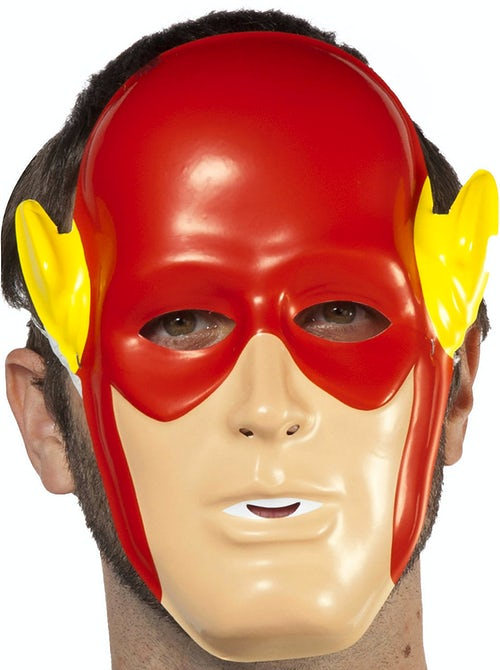 Plastic Flash Mask