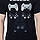 Playstation Controllers T-Shirt