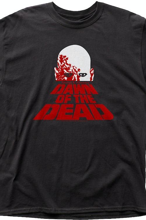 a4ca1192c33 Poster Dawn of the Dead T-Shirt  Dawn of the Dead Mens T-Shirt