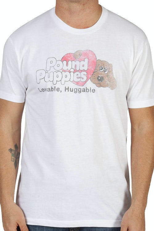 Pound Puppies Logo Shirt