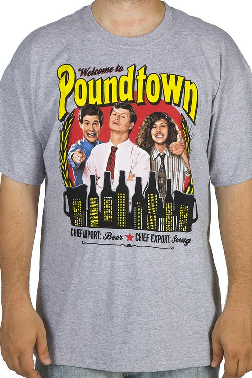 Poundtown Workaholics Shirt