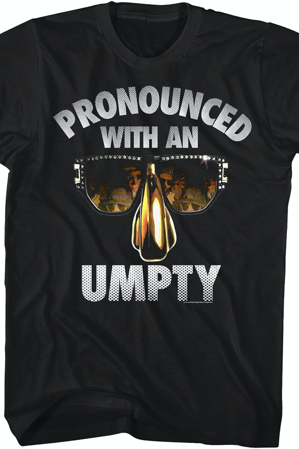 Pronounced With An Umpty Digital Underground T-Shirt