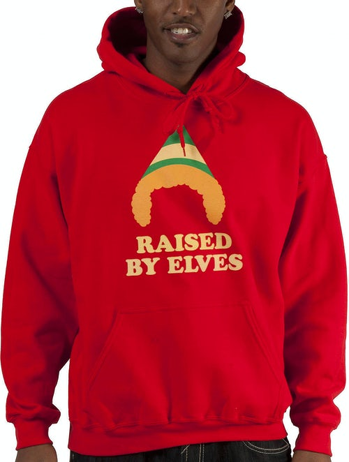 Raised By Elves Hoodie