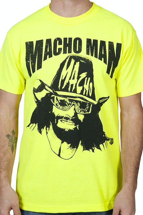 Randy Macho Man Savage T-Shirt