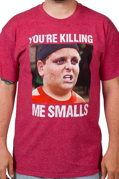 4317a51c7 Red Killing Me Smalls Shirt: The Sandlot Mens T-shirt