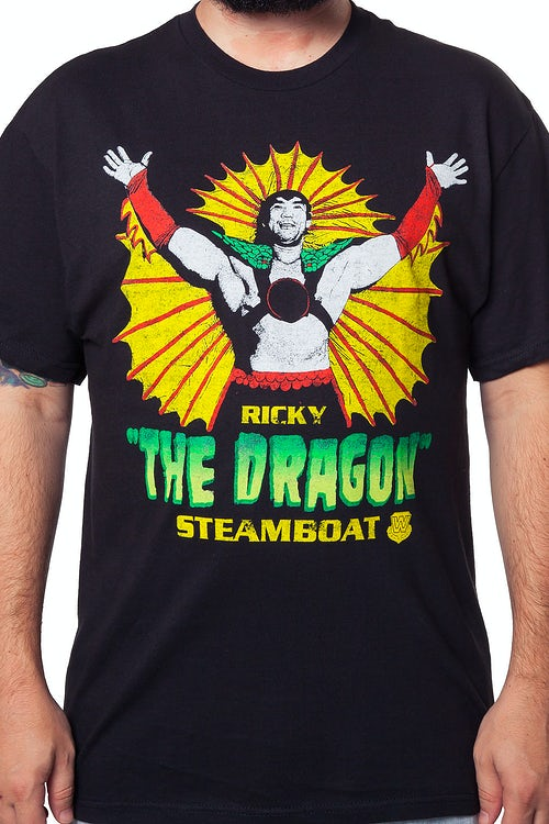 Ricky Dragon Steamboat T-Shirt