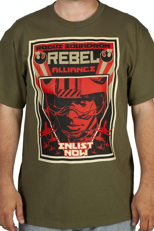 Rogue Squadron Rebel Alliance Shirt