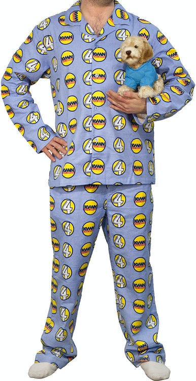 Ron Burgundy Anchorman Pajamas