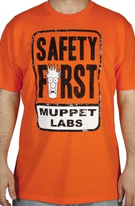 Safety Muppet Labs Shirt