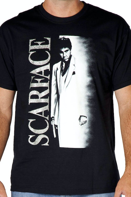 Scarface Airbrush T-Shirt