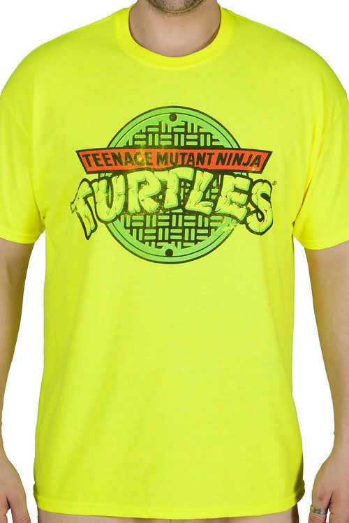 Sewer TMNT Shirt