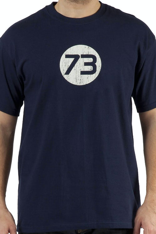 Sheldon Cooper 73 Shirt