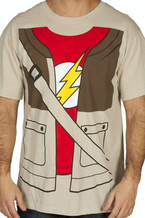 Sheldon Cooper Costume T-Shirt