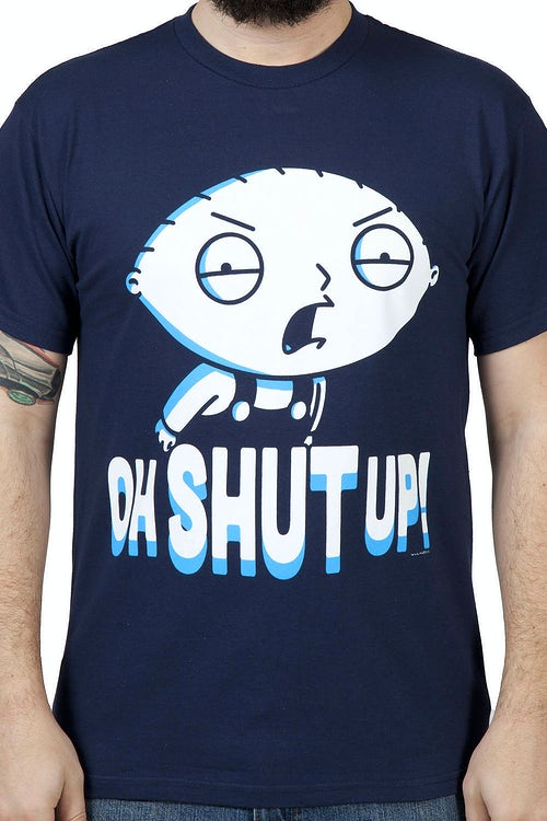 Shut Up Stewie Shirt