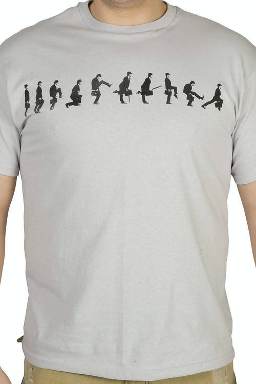 Silly Walking Monty Python Shirt