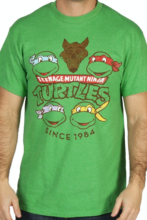 Since 1984 Ninja Turtles Shirt