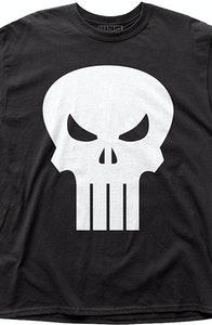 Skull Logo Punisher T-Shirt