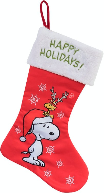 Snoopy LED Christmas Stocking