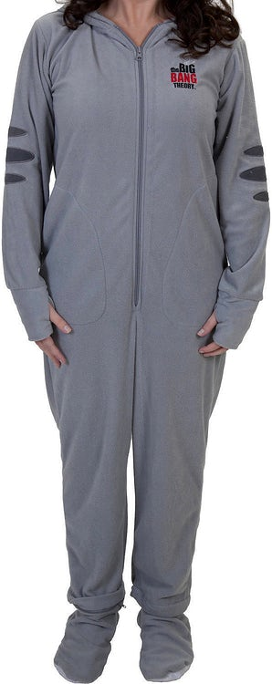 Soft Kitty Footie Pajamas