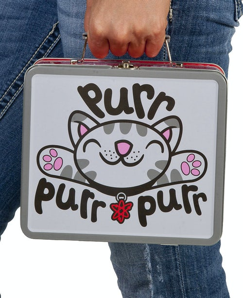 Soft Kitty Lunchbox
