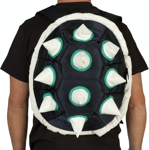 Spiked Shell Backpack