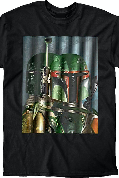 Spliced Boba Fett T-Shirt