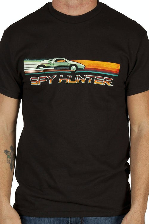Spy Hunter Shirt