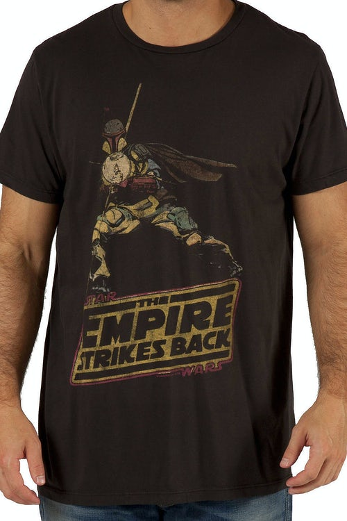 Star Wars Boba Fett T-Shirt by Junk Food