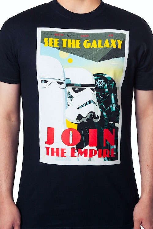 Star Wars Join The Empire T Shirt
