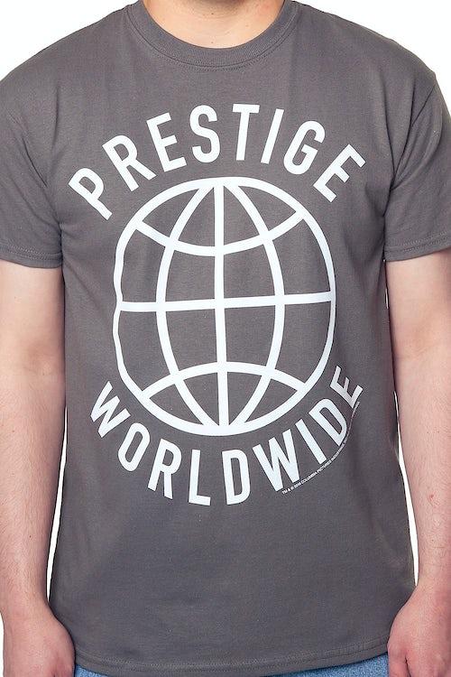 69967ab38 Step Brothers Prestige Worldwide T-Shirt: Step Brothers Mens T-Shirt