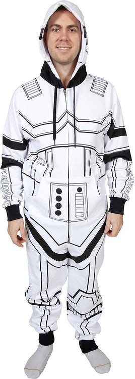 Storm Trooper Jumpsuit