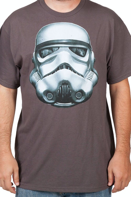 Storm Trooper Mask Shirt