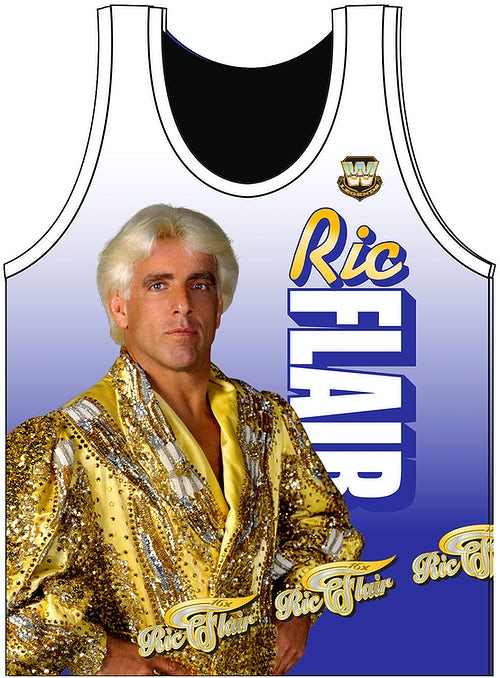 Sublimated Ric Flair Tank Top