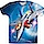 Sublimated Seeker Starscream Transformers Shirt