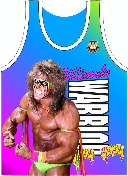 Sublimated Ultimate Warrior Tank Top