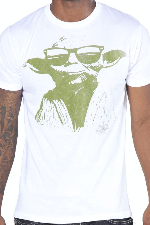 Sunglasses Yoda Shirt